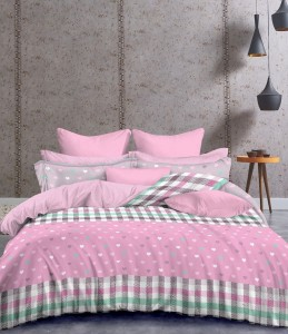 DecoKing Pościel Diamond LOLLIPOP 135x200+80x80*1