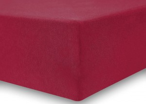 DecoKing Jersey Amber Bordo 200x200